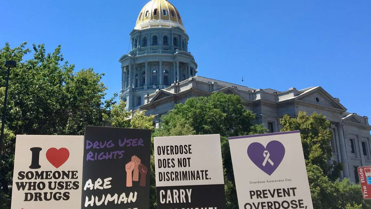 2020 Overdose Awareness Day